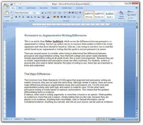 Difference Between Essay And Technical Report by Persuasive And Argumentative Essay Difference