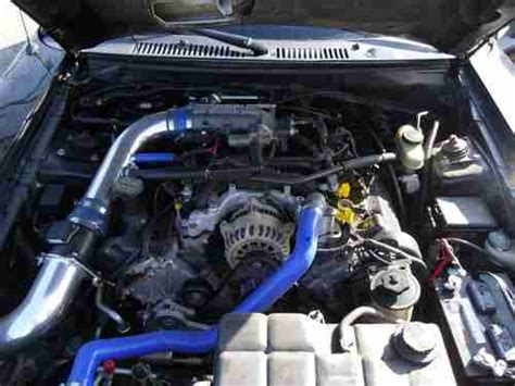 how does a cars engine work 2000 ford econoline e350 interior lighting sell new 2000 ford mustang gt with 5 4 engine swap in muldrow oklahoma united states for us