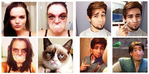tutorial gambar lucu tutorial makeup lucu ubah wajah jadi mirip tokoh kartun