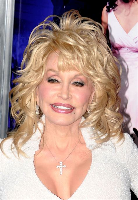 Dolly Parton Hairstyles by Dolly Parton Medium Curls With Bangs Dolly Parton Looks