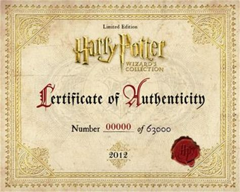 hogwarts certificate template 28 best images about certificate templates on