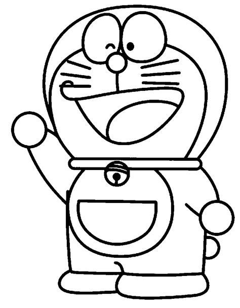 Dibujos de Doraemon para colorear e imprimir