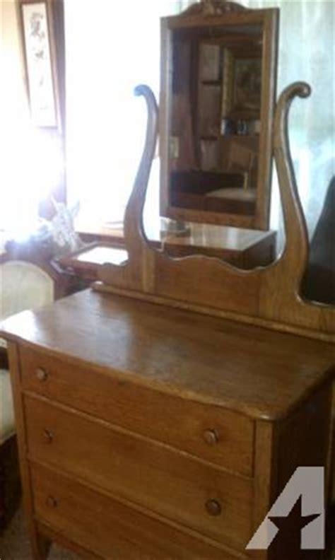 antique oak 3 drawer dresser with mirror antique solid oak dresser with three drawers and mirror