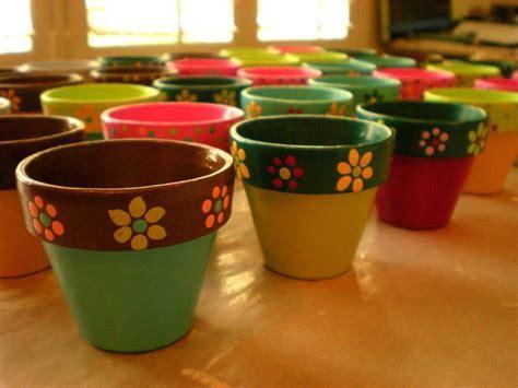 Succulent Planters   Shower Favors   Small Flower Pots