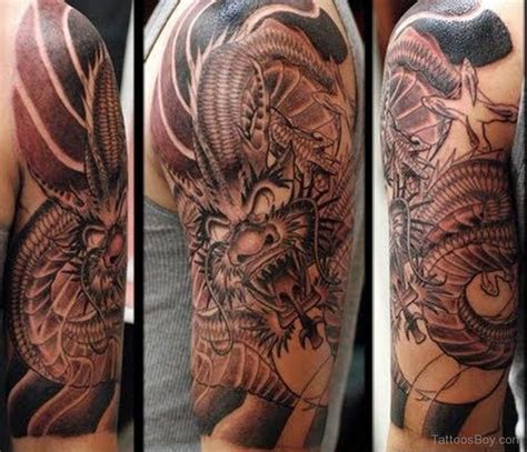dragon face tattoo designs tattoos designs pictures