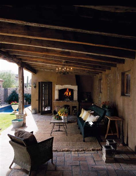 outdoor patio spaces 25 fall inspired outdoor living spaces that are ultra cozy