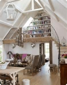 small lofts small library and reeding nook in loft favething com