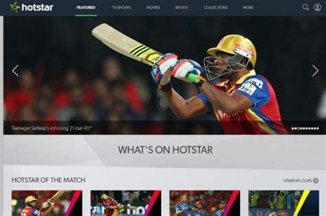 hotstar revenue hotstar eyes rs 200 crore in advertisement revenue of