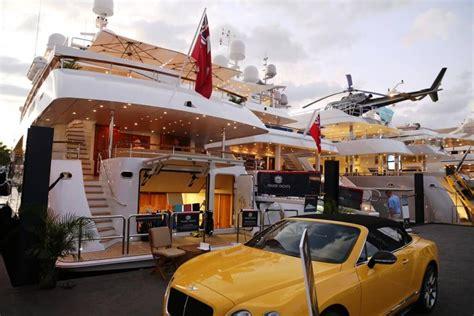 fort lauderdale boat show 2018 parking sneak peek fort lauderdale international boat show