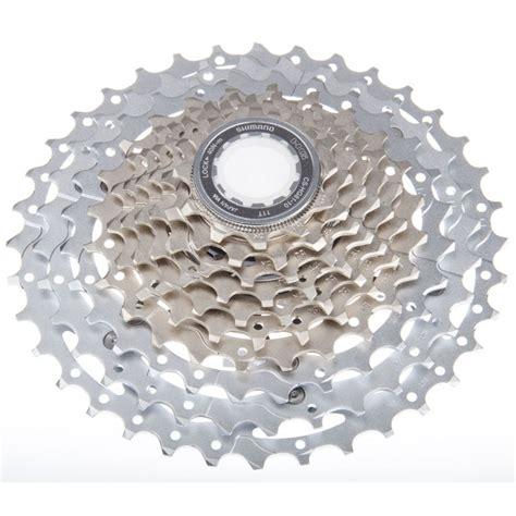 shimano slx cassette bike24 shimano slx cs hg81 10 cassette 10 speed