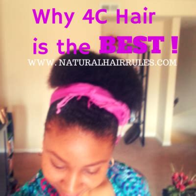 strong hard to manage hair why 4c hair is the best