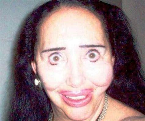 the ugliest in the world the ugliest in the world no eyebrows oddities