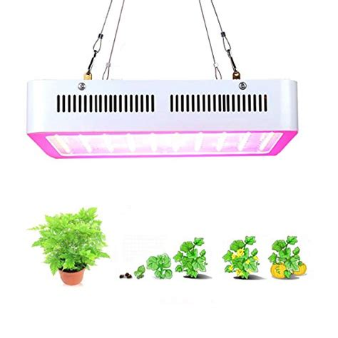 led grow light kits supmovo led grow light 600w plant led grow light kit