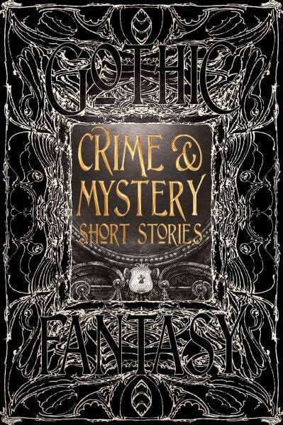 Classic Stories Of Mystery crime mystery stories anthology of new classic