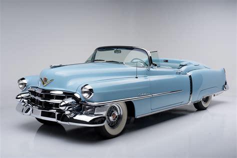 1953 Cadillac Convertible by 1953 Cadillac Eldorado Convertible 188679