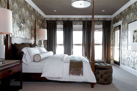 master bedroom wallpaper 15 bedroom wallpaper ideas styles patterns and colors
