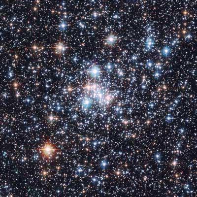 couleurs d'étoiles
