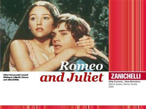 6 romeo and juliet authorstream