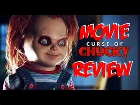 chucky film rating curse of chucky 2013 movie review youtube