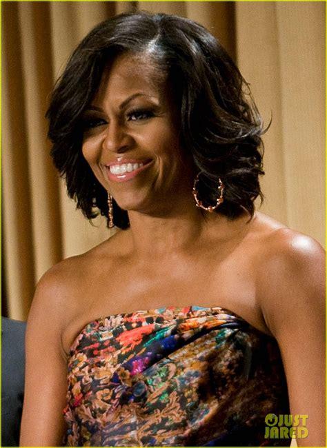 ms obamas haircut did anyone else see mrs obama black hair media forum