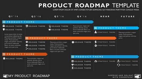 Comfortable Project Roadmap Template Ideas Entry Level Agile Roadmap Powerpoint Template