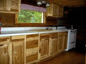 Are the cabinets complete until next trip with the old counter top