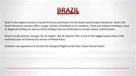 cheap flights to brazil