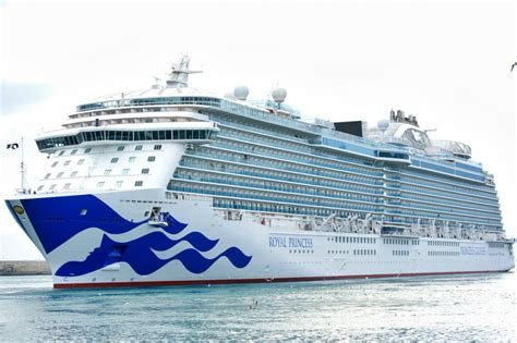 princess x cruises royal princess itinerary schedule current position