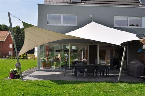 waterdicht zeil voor overkapping terrasoverkapping met zeil in ramsel hoover concepts