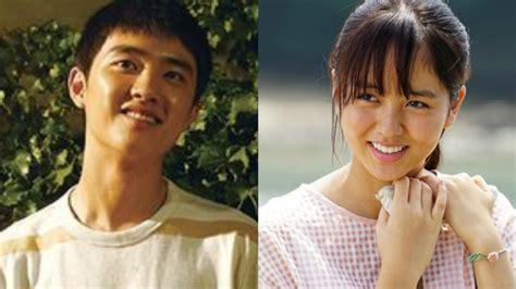 sinopsis film do exo pure love adegan ciuman dengan do exo kim so hyun quot rasanya bibir