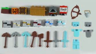 lego minecraft sets review blocks tools weapons amp armor