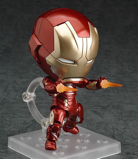 Nendoroid 543 Ironman 43 crunchyroll smile company presents nendoroid iron