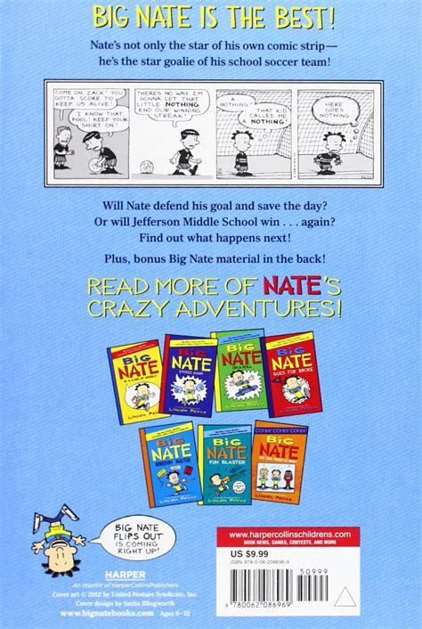Big Nate Here Goes Nothing Big Nate Comix Complete