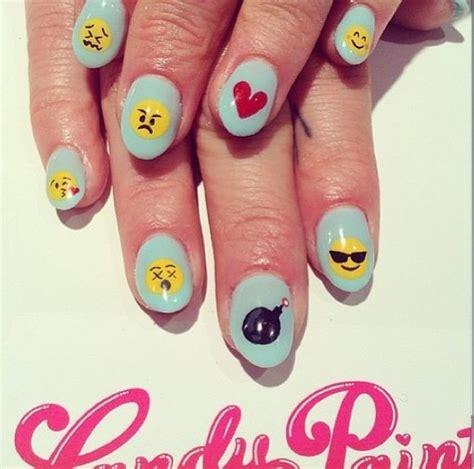 emoji nails 14 best images about emoji on pinterest smiley faces