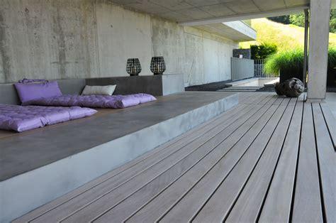 terrasse sichtbeton referenz terrassen gestalten parc s