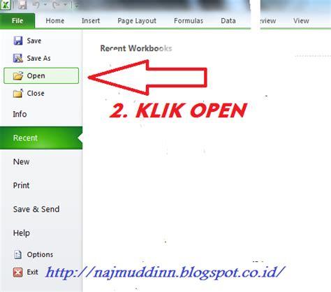 cara membuat xml file cara membuka file xml dokumen ke m excell ragam guru