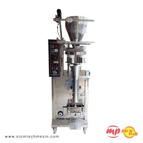 Mesin Kemasan Otomatis kemasan otomatis untuk powder snack stainless sicm