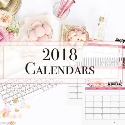 Blooming Homestead 2017 Calendar