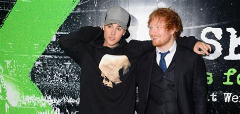 ed sheeran love yourself justin bieber and ed sheeran join forces with new song