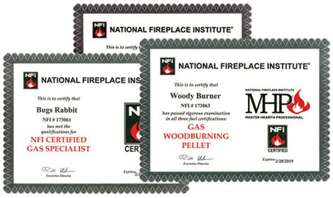National Fireplace Institute by Lesson Plans Hearth Home Magazine