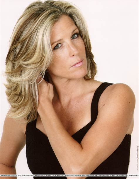 laura wright hairstyles general hospital voices november 2015