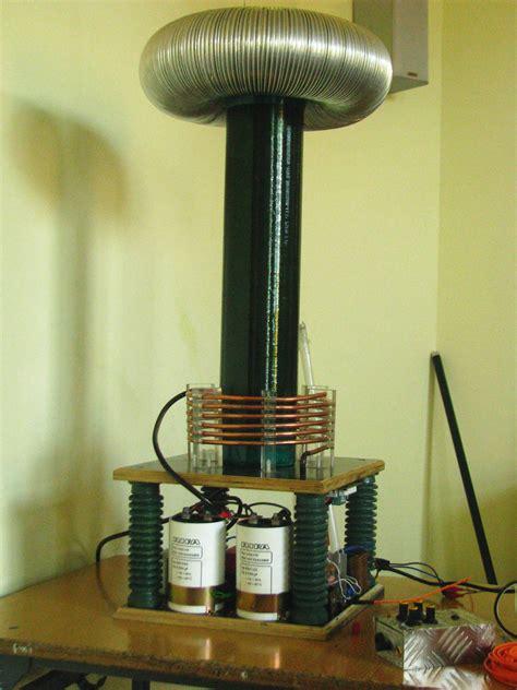 Drsstc Tesla Coil Guitar Drsstc Sound Modulated Tesla Coil