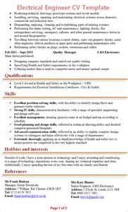blank word cv template autos post
