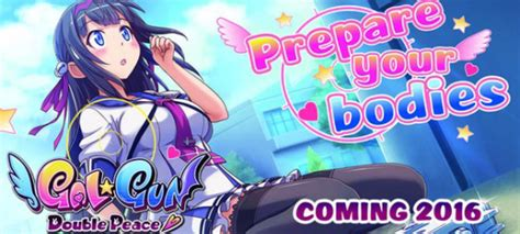 Kaset Ps4 Gal Gun Peace gal gun peace us release on ps4 ps vita confirmed for 2016