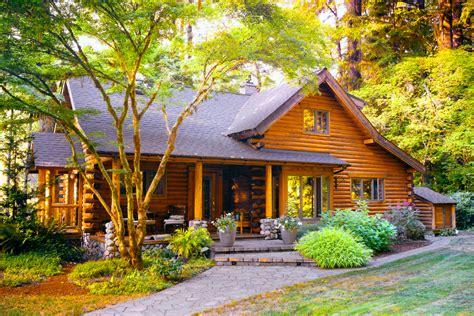 Blue Ridge Dining Room 33 Stunning Log Home Designs Photographs
