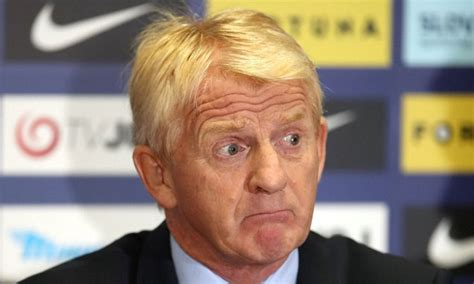 Gordon strachan refuses to talk about position and is proud of