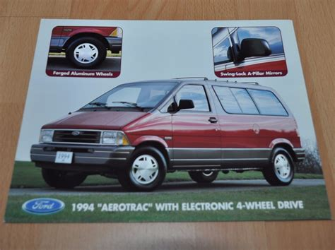 old car owners manuals 1997 ford aerostar head up display 1994 ford aerostar free owners manual 2019 ebook library