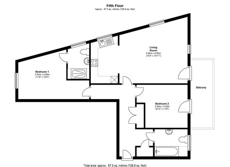 estate agent floor plans estate agents floor plan top in excellent plans beach