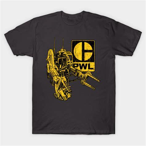 Weyland Corp T Shirt powerloader weyland corp t shirt teepublic