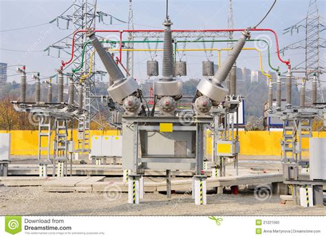 high voltage transformer ejuice review the high voltage electric substation stock photo image